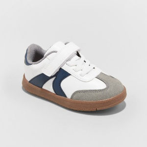 Toddler Boys Benny Sneakers - Cat & Jack™ White 11